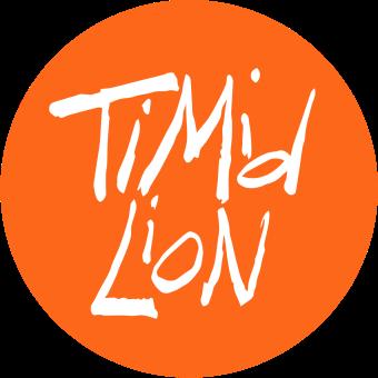 Timid-Lion-2018-Orange-Circle