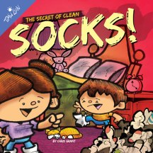 """The Secret of Clean Socks"" - 2019"
